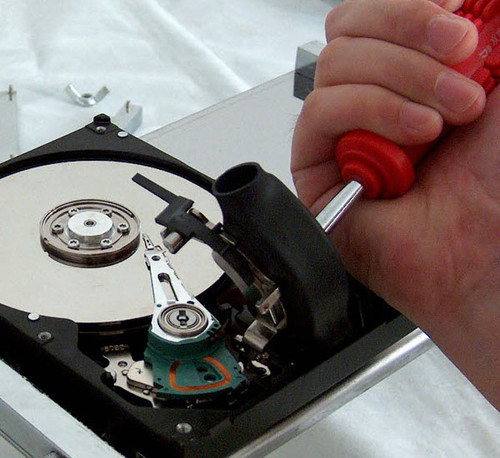 Hard Drive -  Head Replacement Services